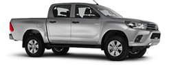 Hilux Doble Cabina Base