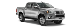 Hilux Doble Cabina Disel MT