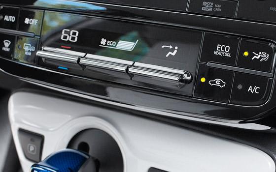 Toyota Prius 2016 Clima