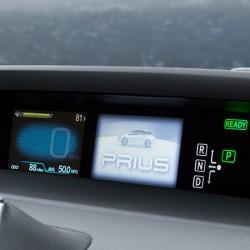 Toyota Prius 2016 pantalla
