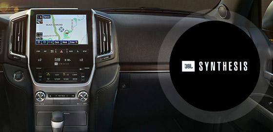 Land Cruiser Audio JBL