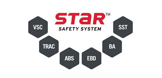 Star Safety System Tundra