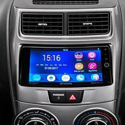 Toyota Avanza pantalla