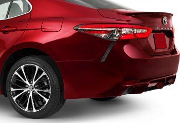 Toyota Camry 2018 Diseño