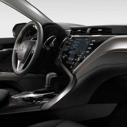 Toyota Camry 2018 interiores