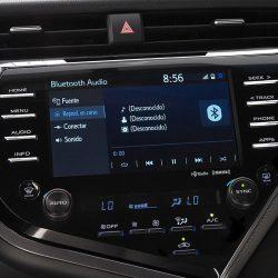 Toyota Camry 2018 Pantalla