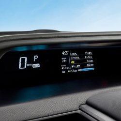 Prius C pantalla