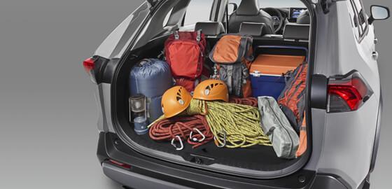 Capacidad Toyota RAV4