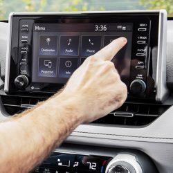 Pantalla Toyota RAV4