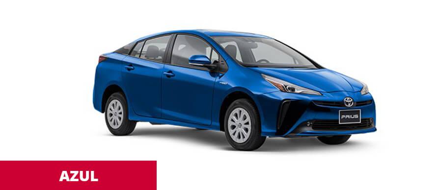 Prius Azul