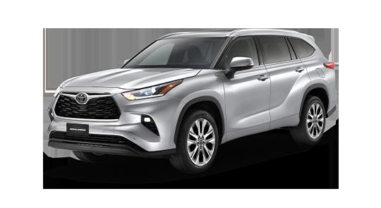 Toyota Highlander Limited BR