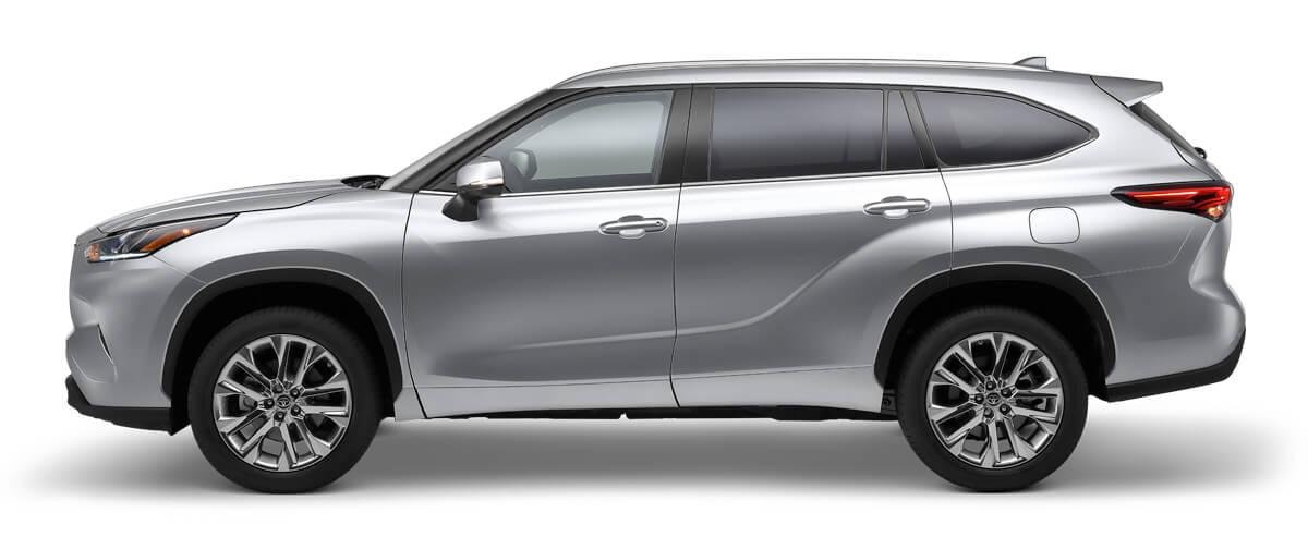 Toyota Highlander Lateral
