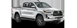 Toyota Hilux Diesel AT