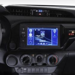 Toyota Hilux Sistema Audio