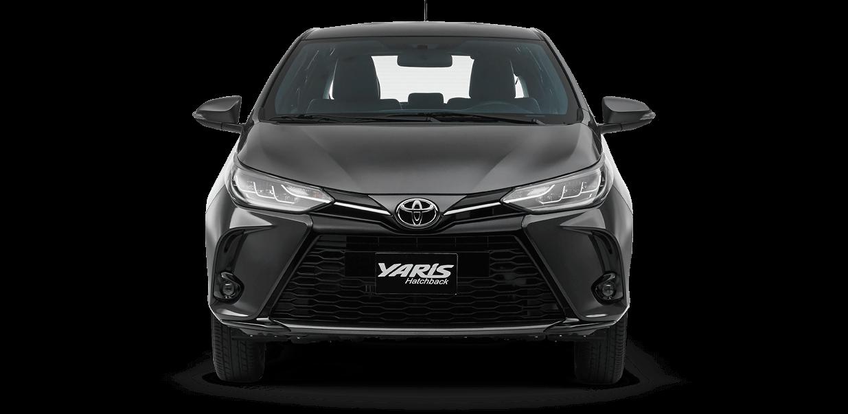 Yaris Hatchback frente