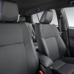 Yaris Hatchback Espacio